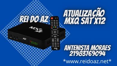 Atualização Mxq Sat X12