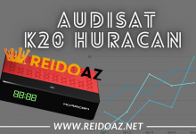 Atualização Audisat K30 Aventador