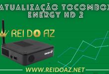 Atualização Tocombox Energy HD 2