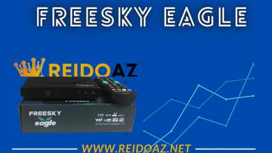 Atualização Freesky Eagle