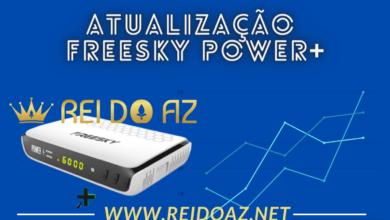 Atualização Freesky Power+
