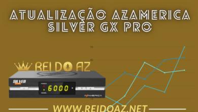 Atualização Azamerica Silver GX Pro