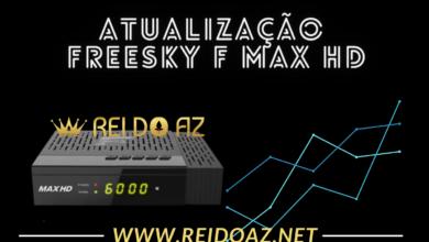 Atualização Freesky F Max HD