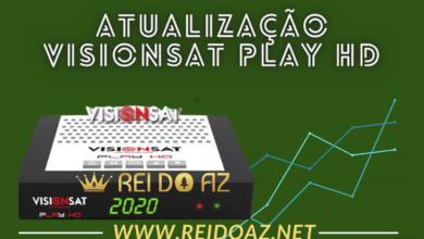 Atualização Visionsat Play HD